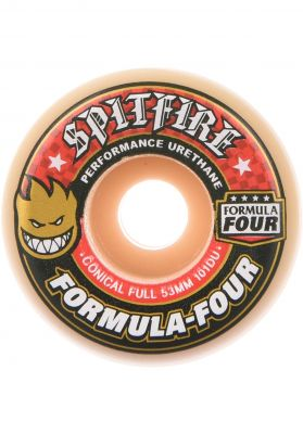 Spitfire Formula Four Conical Full 101A