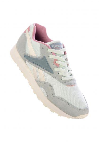 Reebok Alle Schuhe Rapide midstormglow-seaspray-teal-smokyrose vorderansicht 0612483