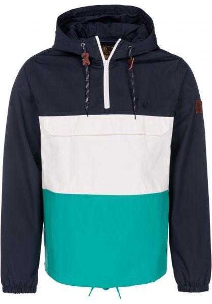 Element Windbreaker Covert dynastygreen vorderansicht 0122453