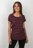 ragwear-t-shirts-mint-zig-zag-winered-vorderansicht-0320304