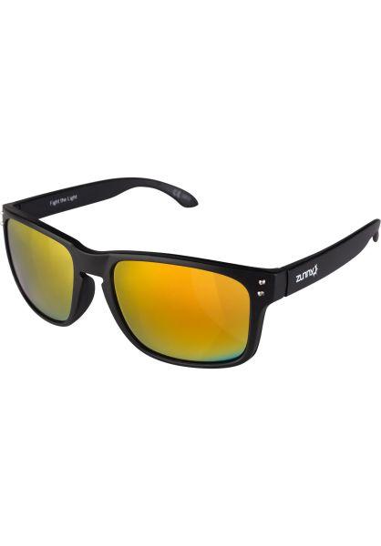 Zunny Sonnenbrillen Std. Sporty black-red vorderansicht 0590429