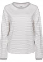 TITUS-Sweatshirts-und-Pullover-Sam-lightgrey-striped-Vorderansicht