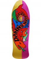 H-Street Skateboard Decks Danny Way Black Hole Hell Concave split-stained-assorted Vorderansicht