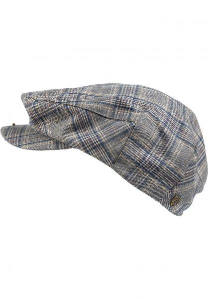 Brixton Hüte Hooligan casablancablue vorderansicht 0580163