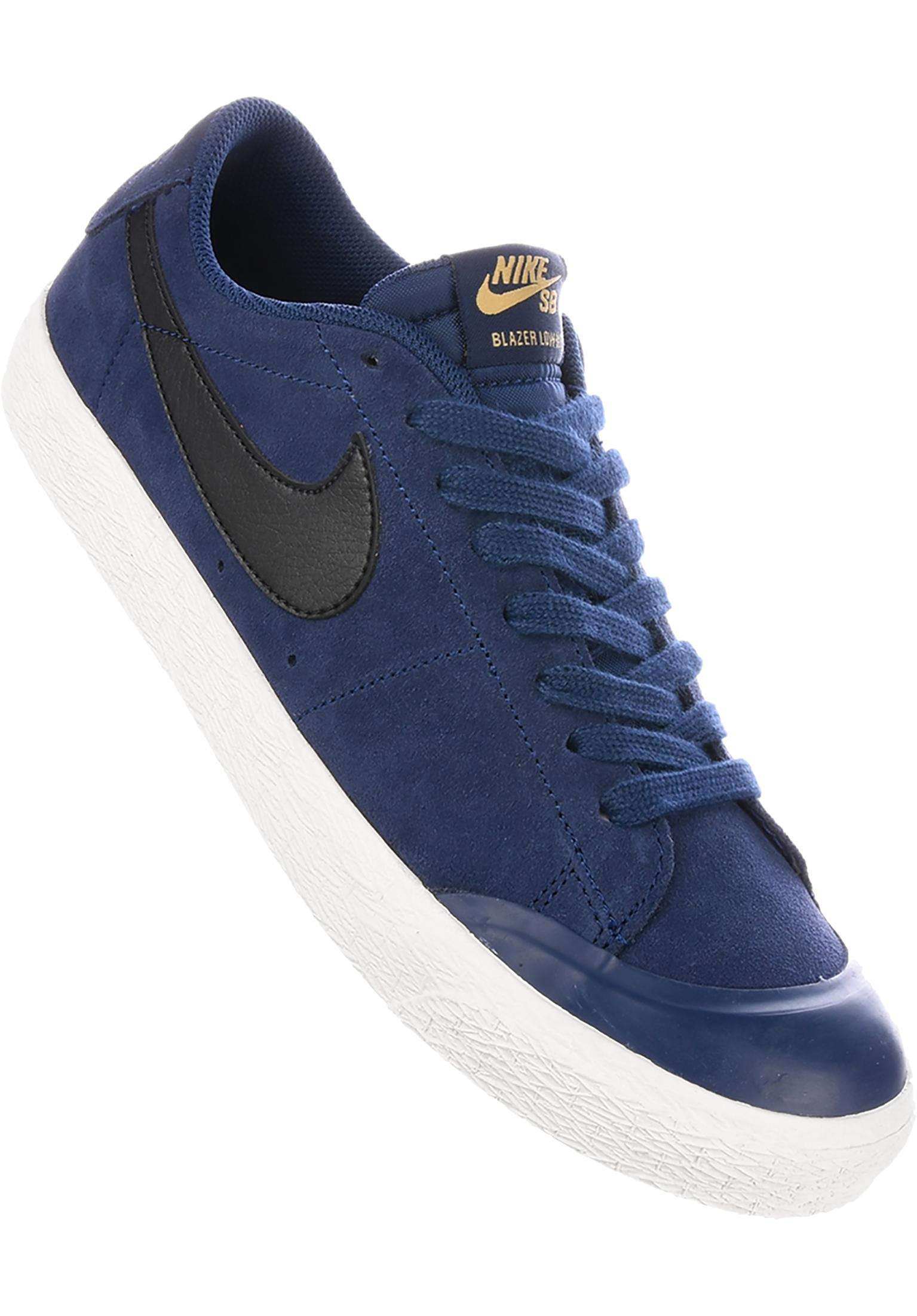 promo code 28fc9 a1101 Zoom Blazer Low XT Nike SB All Shoes in binaryblue-black for Men   Titus