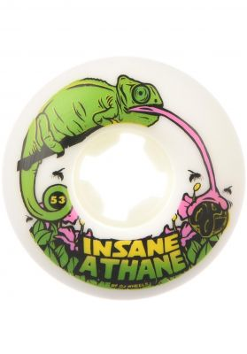 OJ Wheels Lizard Insaneathane EZ Edge 101A