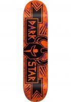 Darkstar Skateboard Decks Grand orange Vorderansicht