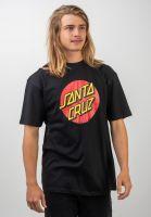 santa-cruz-t-shirts-classic-dot-black-vorderansicht-0036057
