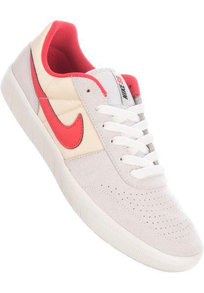 Nike SB Alle Schuhe Team Classic photondust-universityred vorderansicht 0604425