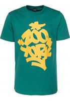 zoo-york-t-shirts-fat-n-juicy-huntergreen-vorderansicht