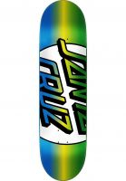Santa-Cruz Skateboard Decks Big Missing Dot Taper medium Vorderansicht