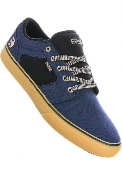 Barge Preserve etnies All Shoes in navy