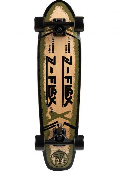 """Z-Flex Cruiser komplett 29"""" P.O.P vorderansicht 0252447"""