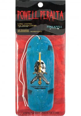 Powell-Peralta OG Skull & Sword Air Freshener