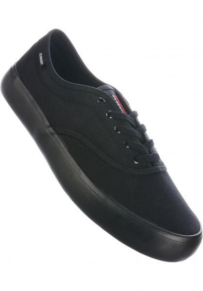 Element Alle Schuhe Passiph flintblack vorderansicht 0604734
