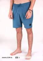 Reell Beachwear Easy Swim Short navy Vorderansicht