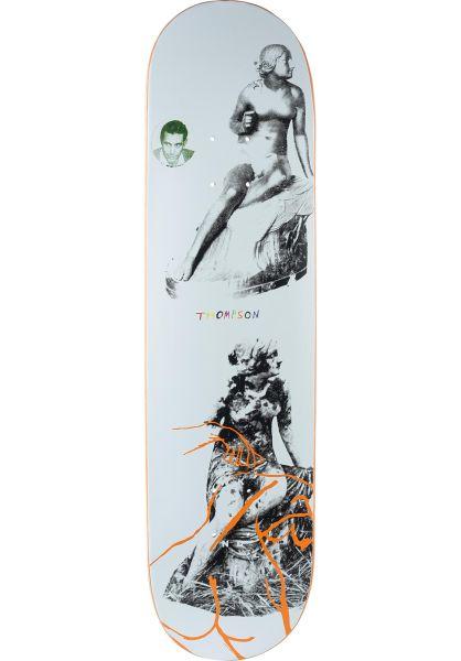 WKND Skateboard Decks Thompson Death Dance white vorderansicht 0262825
