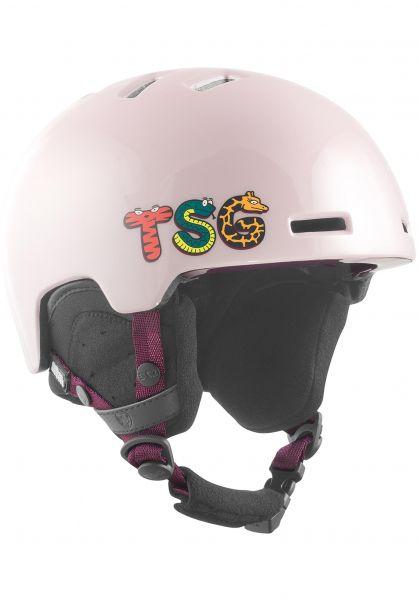 TSG Snowboardhelme Arctic Nipper Mini Graphic Design II lettimals Vorderansicht 0223011