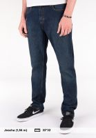 Element Jeans E03 Regular Tapered darkused Vorderansicht