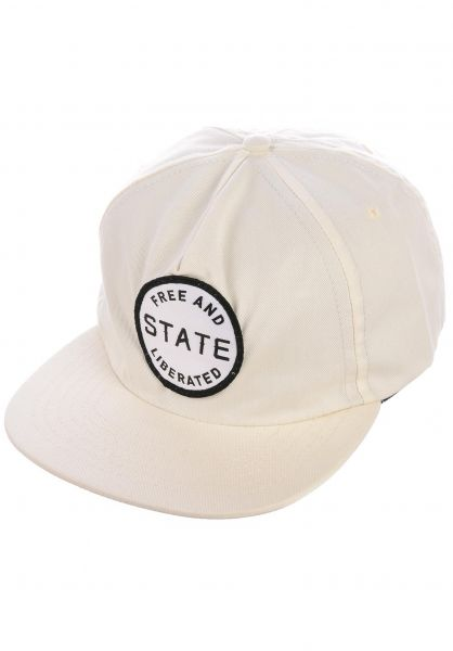 State Caps Elephant Golf cream vorderansicht 0566550