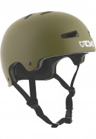 TSG-Helme-Evolution-Solid-Colors-satin-olive-Vorderansicht