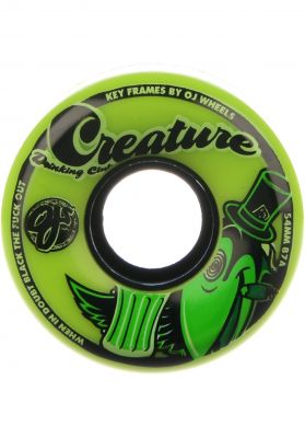 OJ Wheels Creature Drinking Club Keyframe 87a
