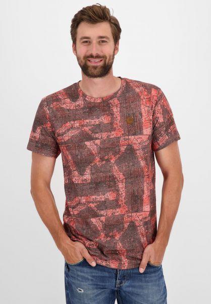 alife and kickin T-Shirts Nic fiesta vorderansicht 0322161