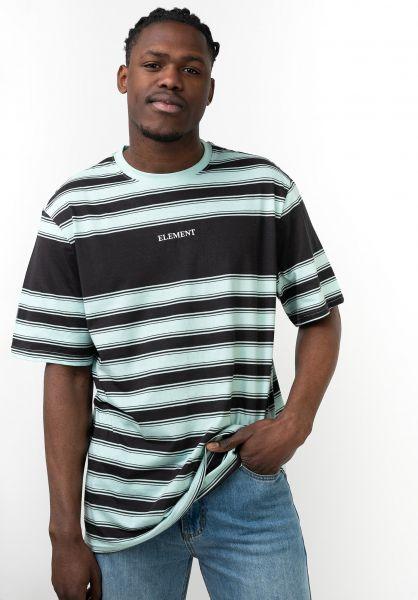 Element T-Shirts Orel canalblue vorderansicht 0321672
