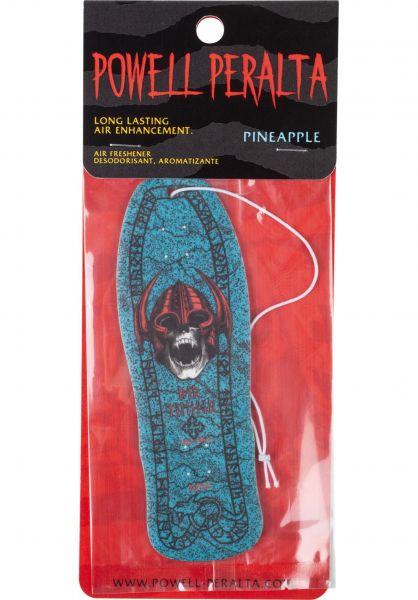 Powell-Peralta Verschiedenes Welinder Nordic Skull Air Freshener blue vorderansicht 0972569
