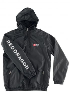 Red-Dragon Shift Track Jacket