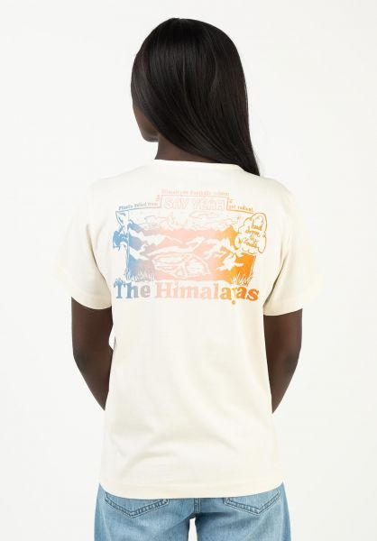 The North Face T-Shirts Himalayan Bottle Source vintagewhite vorderansicht 0322936