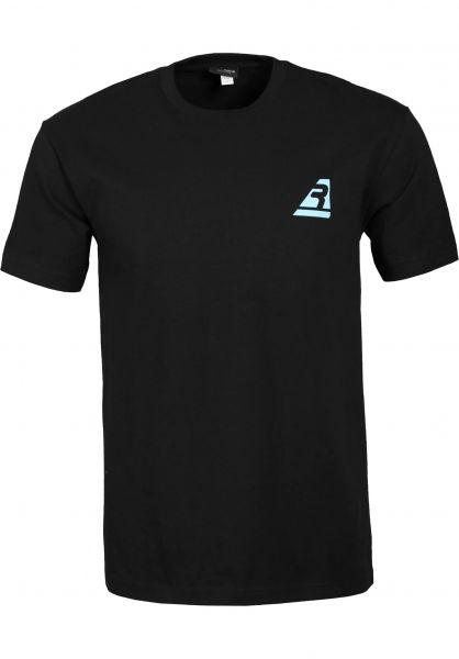 Ricta T-Shirts Dynamics black closeup1 0323876