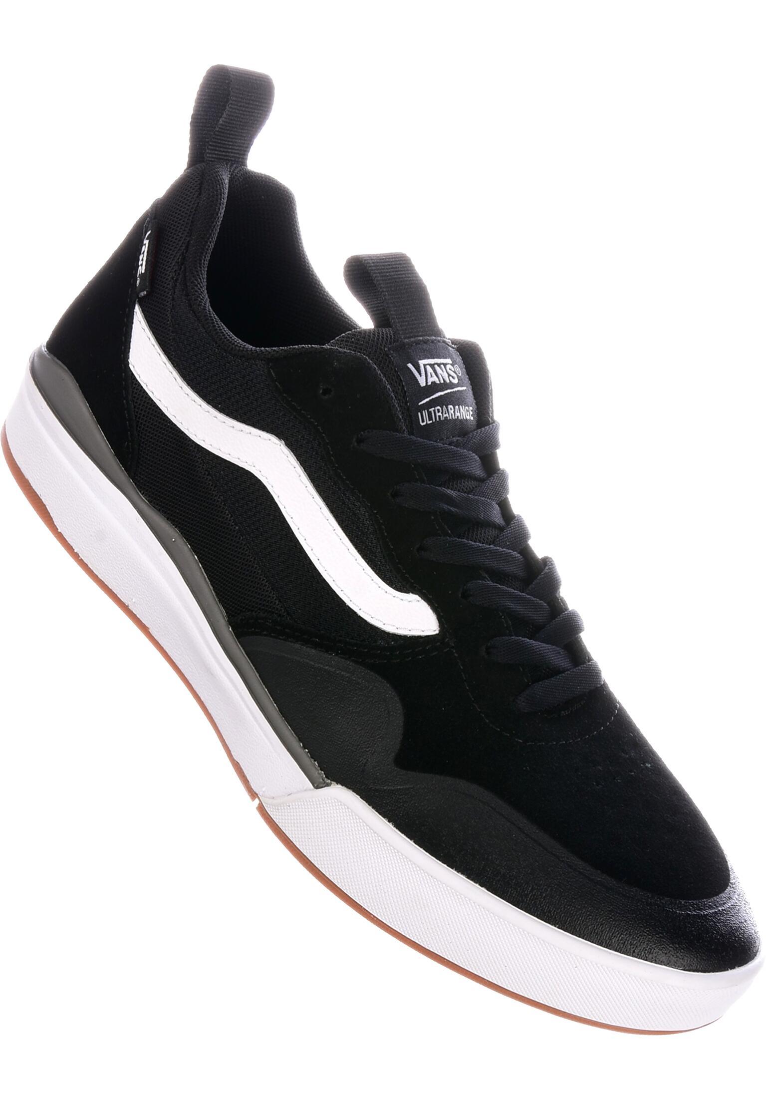 e8dfcbe1fa1 UltraRange Pro 2 Vans All Shoes in black-white for Men