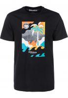 Billabong T-Shirts Spacecase black Vorderansicht