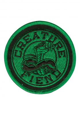 Creature Fiend Club Patch Set