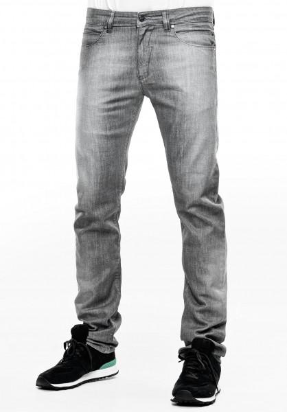 Reell Jeans Skin grey Vorderansicht