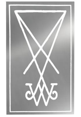 "Welcome Symbol 4.5"" Sticker"