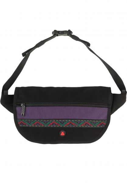 Bumbag Hip-Bags Java Folder black-ribbon vorderansicht 0169130