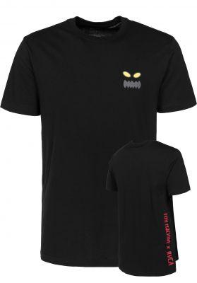 RVCA T-Shirts Toy Machine X RVCA