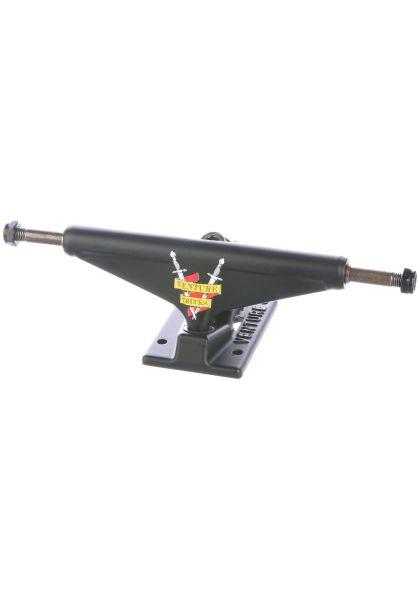 Venture Achsen 5.8 High Crest flatblack-flatblack vorderansicht 0122630