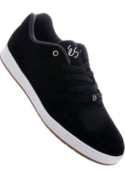 ES Alle Schuhe Accel Slim black-white vorderansicht 0604544