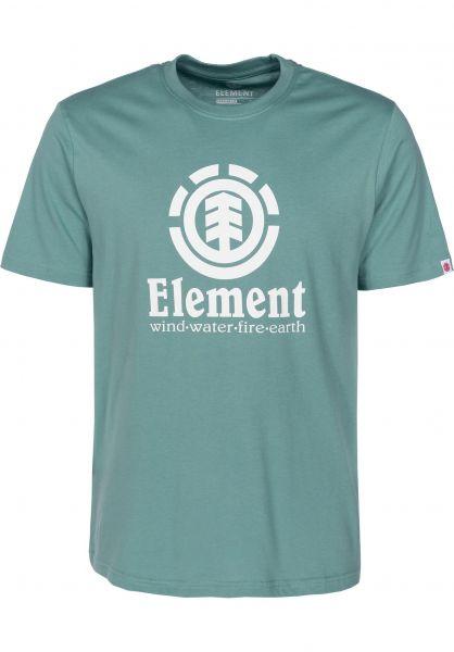 Element T-Shirts Vertical feldspar vorderansicht 0361652
