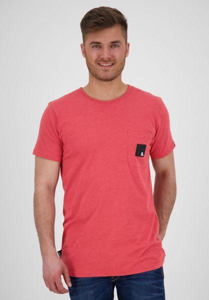 alife and kickin T-Shirts Logo Pocket fiesta vorderansicht 0322162