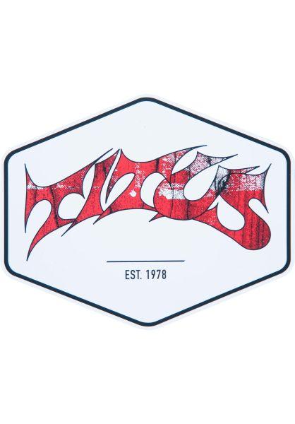 TITUS Verschiedenes Schranz-Logo red-white Vorderansicht 0170230
