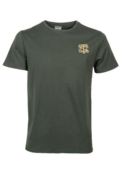 TSG T-Shirts Monogrom marsh vorderansicht 0398979