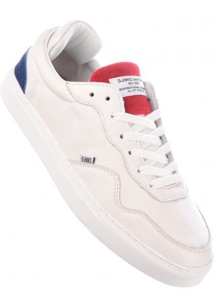 Djinns Alle Schuhe Awaike T-Sport white-red-blue Vorderansicht