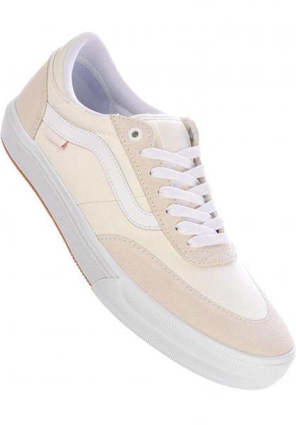 Vans Alle Schuhe Gilbert Crockett Pro 2 marshmallow-truewhite vorderansicht 0604132