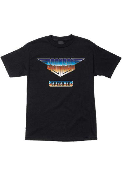 Bronson Speed Co. T-Shirts Heavy Metal black vorderansicht 0320766