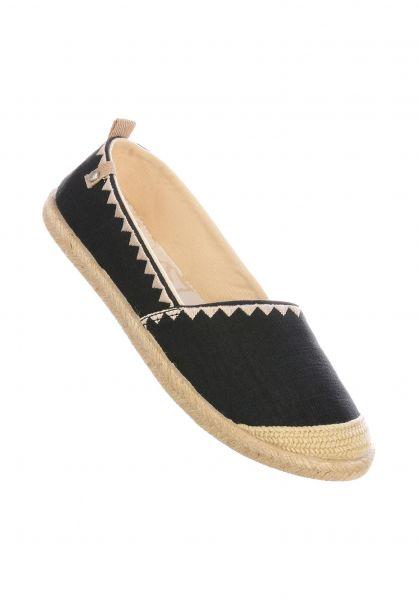 Roxy Alle Schuhe Flora II black-darkused vorderansicht 0612441