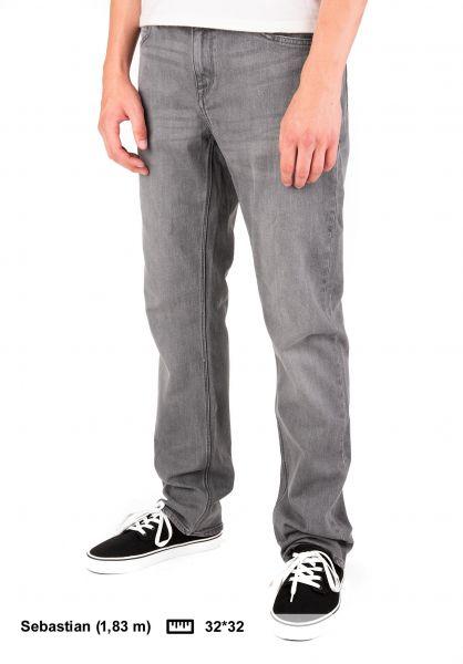Volcom Jeans Solver greyvintage Vorderansicht